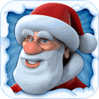 Ikon apk Talking Santa