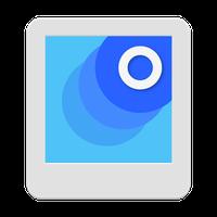 ไอคอนของ PhotoScan โดย Google รูปภาพ
