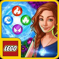 레고® 엘프 퍼즐 게임 아이콘