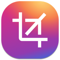 Insta Square No Crop Photo Editor apk icon