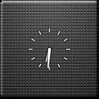 Micro Clock Widget 1x1 apk icon