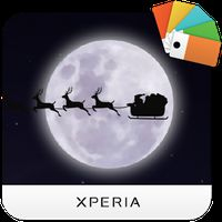 XPERIA™ Magical Winter Theme apk icon