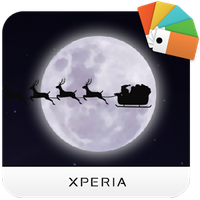XPERIA™ Magical Winter Theme icon