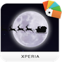 XPERIA™ Magical Winter Theme 1.0.9