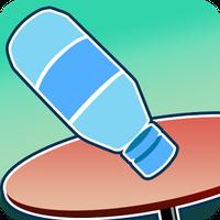 Ícone do Rolar a Garrafa - Bottle Flip