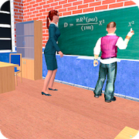 Ikona Virtual High School Teacher 3D