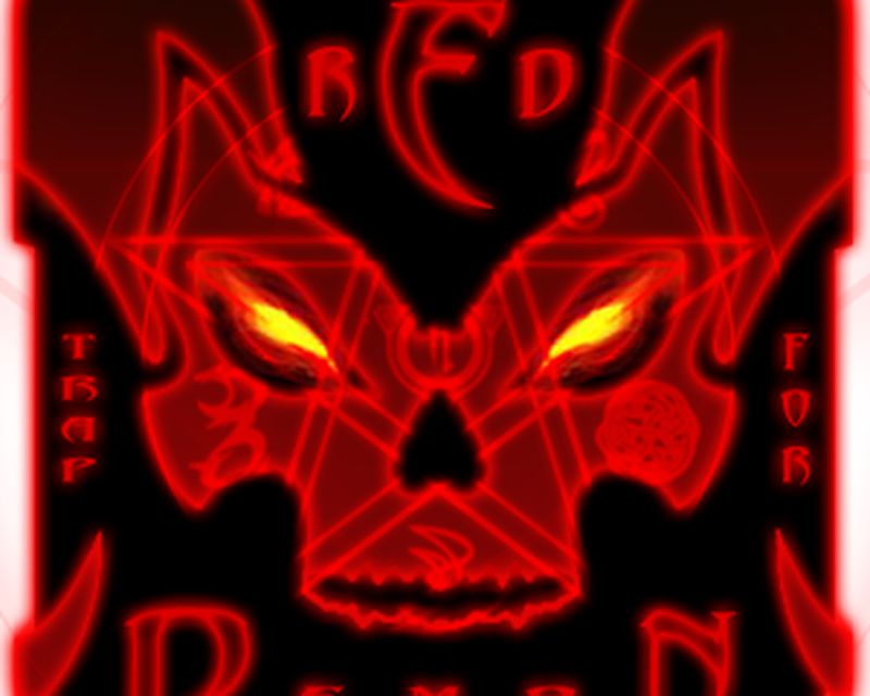 Download Red Demon Trap GO Locker Theme 1 0 free APK Android