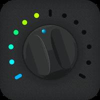 ไอคอนของ ควอไลเซอร์และ Bass Booster Pro