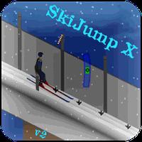 Ikona apk Ski Jump X Free