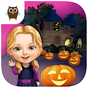 Sweet Baby Girl Halloween Fun  APK