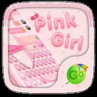 APK-иконка Pink Girl Keyboard Theme