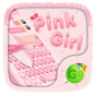 Pink Girl Keyboard Theme 3.2 APK