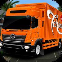 Ikon apk Truck Simulator Indonesia