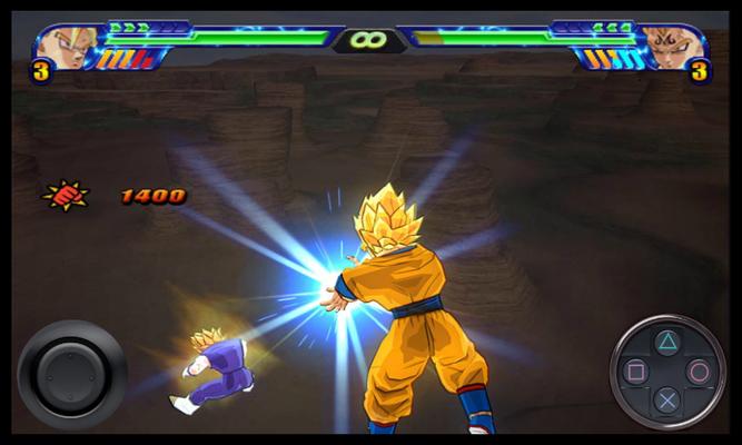 Tải miễn phí APK Ultimate Dragon Ball z Budokai Tenkaichi 3