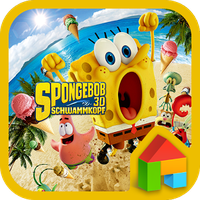 Spongebob 3D_Wow dodol theme apk icon