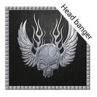XPERIA™ Headbanger Theme Simgesi