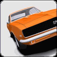 Ícone do Muscle Car 3D Live Wallpaper