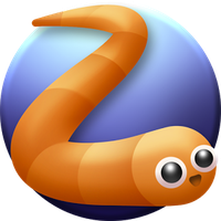 Icono de slither.io