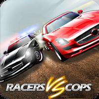 Icône de Racers Vs Cops : Multiplayer