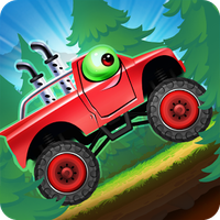 Monster Trucks Action Race apk icon