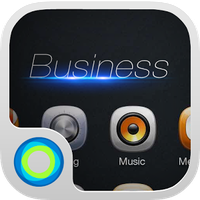 Business Hola Launcher Theme apk icon