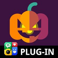 Ícone do apk Halloween - Photo Grid Plugin