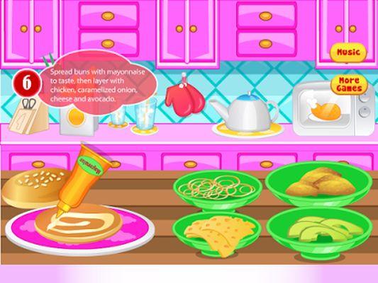 Kostenlose Spiele Kochen