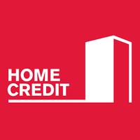 Biểu tượng Home Credit Vietnam: Vay tiêu dùng & Tiền mặt