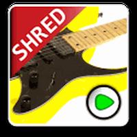 Ícone do Shred Guitarra Solo VIDEO Lite