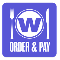 Wetherspoon Order and Pay icon