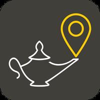Icono de WishTrip - Viajes & GPS & Video