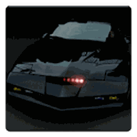 Ícone do Knight Rider Live Wallpaper