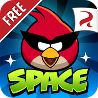 Ícone do Angry Birds Space