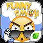Keyboard Sticker Funny emoji 1.3