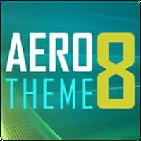 AERO 8 GO Launcher Theme apk icon