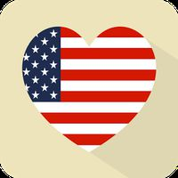 USA Chat, American Dating FREE APK Icon