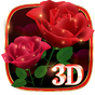 3D True Love Red Rose Theme 1.3.3