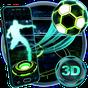 Neon Football Tech 3D Tema 1.1.2