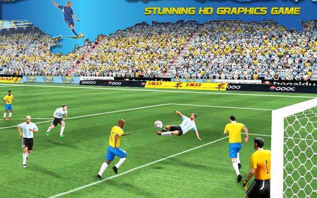 Descargar Futbol Real Juego 2018 Futbol Real 1 0 Gratis Apk Android