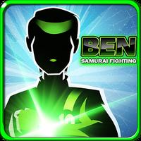 Ben Samurai - Ultimate Alien Simgesi