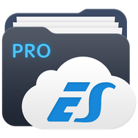 Ícone do ES File Explorer Pro