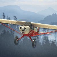 Flug über die Wildnis Icon