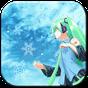Snow Miku Live Wallpaper 3.0 APK