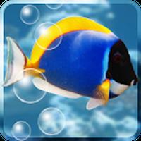 Aquarium Free Live Wallpaper Simgesi