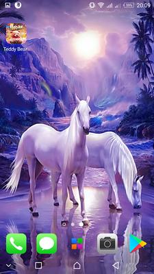 Sfondi di unicorni per whatsapp