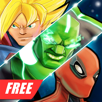 Ícone do Superheros Jogos de Luta