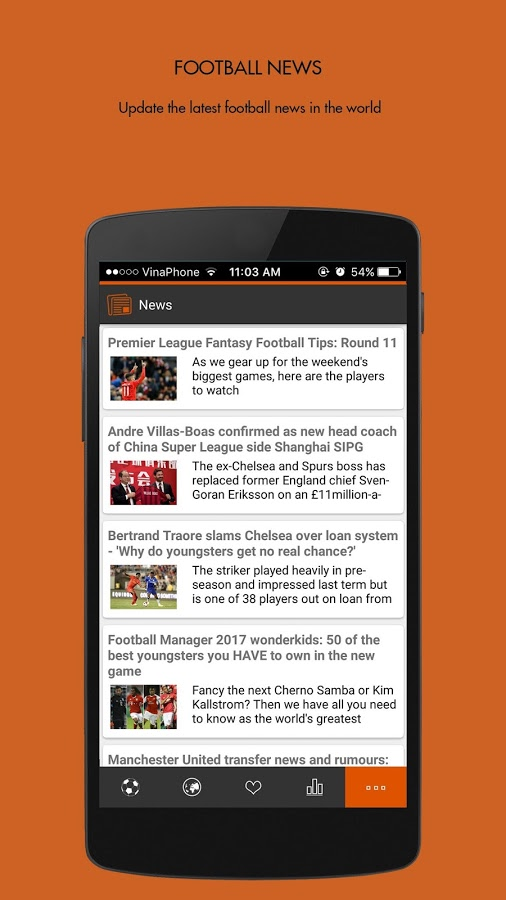 Live Score 365 - Live Football Android - Baixar Live Score