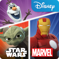 Ícone do apk Disney Infinity: Toy Box 3.0
