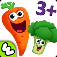 Funny Food 2! Eğitici oyunlar Simgesi