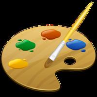 Ícone do Crianças Desenhos para colorir